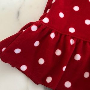Carter's Pajamas - Girls Polkadot Nightgown